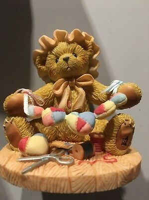 Cherished Teddies Zinnia