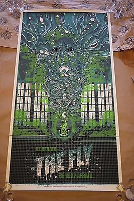 The Fly - Mondo Print - Drew Milward - Sold Out