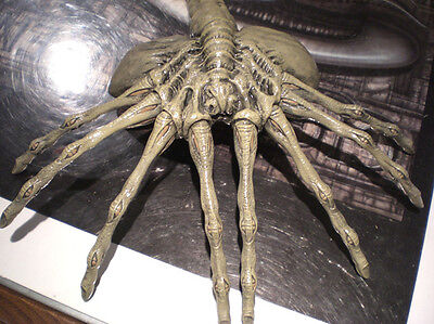 "Aliens Facehugger Lifesize 1/1  45"" Movie Prop finished Replica"