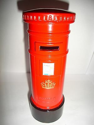 Post Box, Money bank -  great size for Garden railway