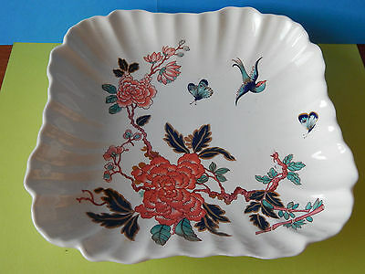 Old Foley James Kent Eastern Glory Bowl Dish Very Good