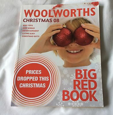 Woolworths Christmas 08 Catalogue