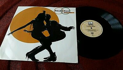 Soul II Soul - KEEP IN MOVIN -12 inch vinyl record