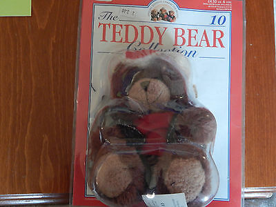 The Teddy Bear Collection No. 10 Louis The Lumberjack And Book