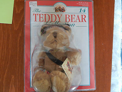 The Teddy Bear Collection No. 14 Pedro The Pirate And Book