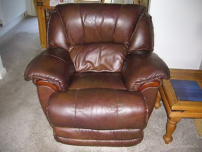 recliner armchair electric leather