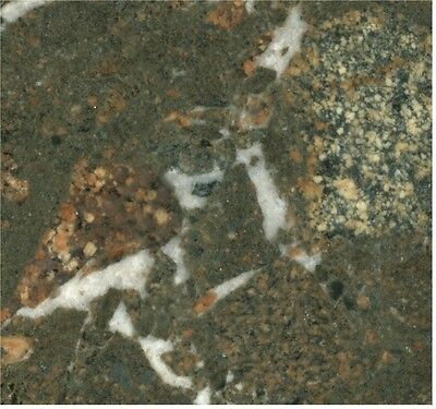 1.5 Pound Piece Of Impact Breccia From Hummeln Meteorite Crater/ Impactite