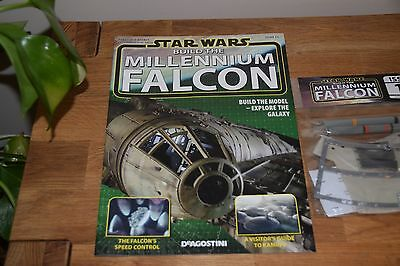 Build The Millenium Falcon Magazines Issues 70 71 72 73 & 74 Brand New & Sealed