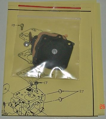 Aquascooter, Full Carb Rebuild Kit For Models, As-400-450-500, Free Shipping