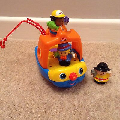 Fisher Price Little People Boat