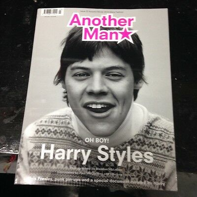 Another Man Magazine - Harry Styles - ALL 3 COVERS IN STOCK