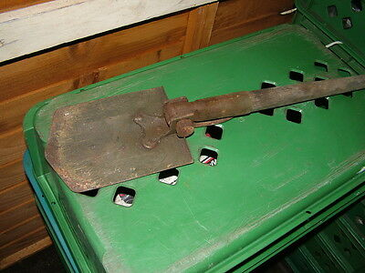 Entrenching Tool Ex Army