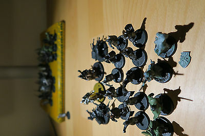 Lord of the rings - Games Workshop assorted models - damaged