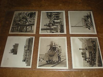 1925 sunripe(hill)  the railway centenary(a series)   cigarette cards set of L50