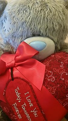 Me to You teddy bear extra large 20 inches long valentines gift RRP £100.