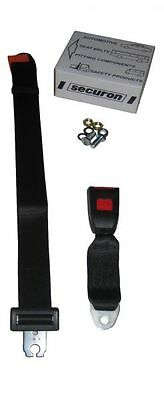 Seat belt lap type to suit forklifts, bobcat tractors etc. brand Securon
