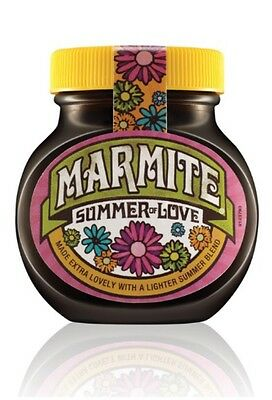 "MARMITE ""Summer of Love"". New/Sealed. CHEAPEST ON EBAY."