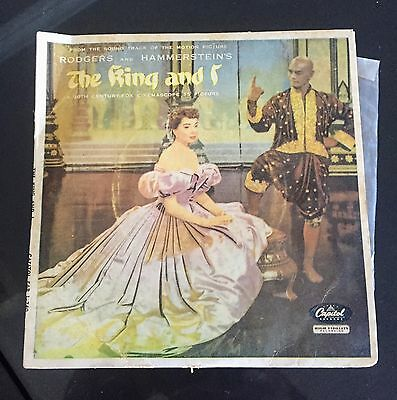 Vinyl 45: The King And I - Rodgers And Hammerstein