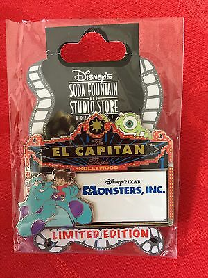 Monsters Inc. Marquee DSF DSSH PTD LE500