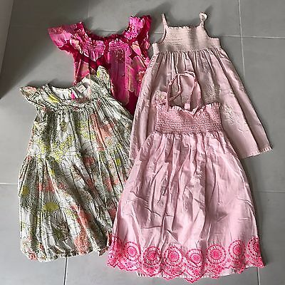 Lot of 5 Summer Dresses, 5T, Old Navy, Must See Individual Photos!