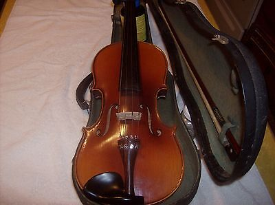 Vintage 4/4 Strad Copy Made In Germany