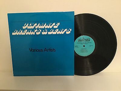 Ultimate Breaks & Beats SBR 507 Vinyl LP (Original 1986)