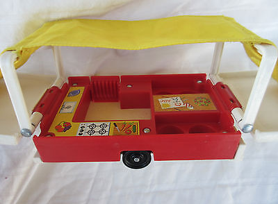 Fisher Price Little People #992 - Play Family Pop-Up Camper Tent