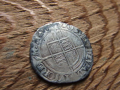 ELIZABETH 1st  1558- 1603.  SILVER SIXPENCE. 1561.  NICE CONDITION.