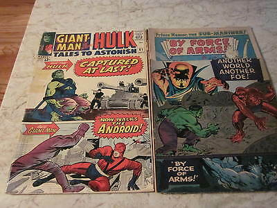 Tales To Astonish 61 & 73 Reading Copies