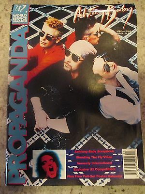 Propaganda Special Issue Achtung Baby