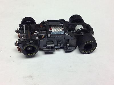 Tyco 440x2 HO Slot Car Chassis NASCAR Goodyear Tires - Mint In Bag