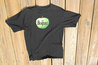 Beatles Apple Adult M T-shirt by Apple Corps.