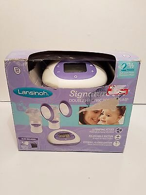 Lansinoh Signature Pro Double Electric BPA FREE Breast Pump
