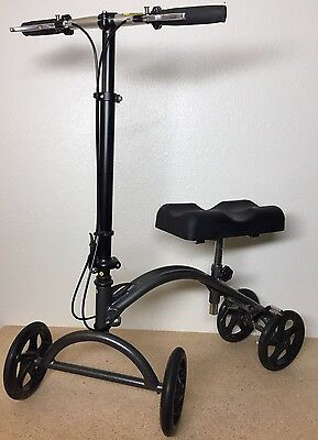 ** Drive 796 Steerable Knee Walker Scooter with Brake