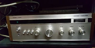 Stereo amplifier  superscope model A-245