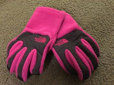 North Face Gloves Size Medium