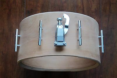 Thick Shell Custom Snare W/ Lugs