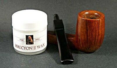 Halcyon II Wax for the Pipe
