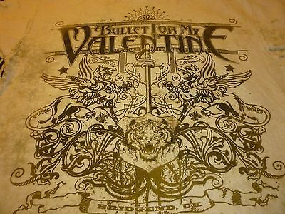 Bullet For My Valentine Shirt ( Used Size XL ) Very Good Condition!!!