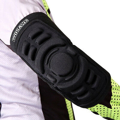 Skating Elastic Elbow Pad Protector Brace Elbow Knee Sleeve Guard Protective