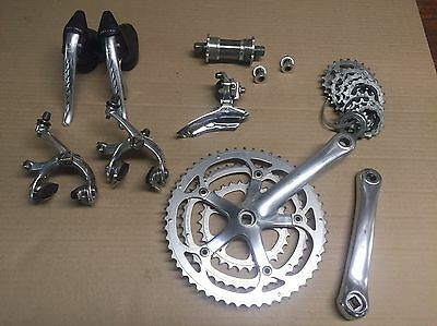 Used Campagnolo Veloce 8 Speed Parts