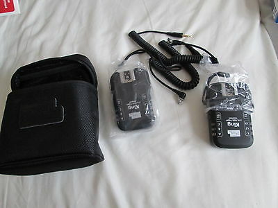 Pixel King Wireless TTL ADL-TTL FEC Flash Radio Trigger Receiver For Sony Camera
