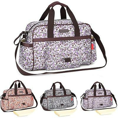 New Multifunctional Baby Diaper Bag Mommy Bag large Capacity Mummy Nappy Bag