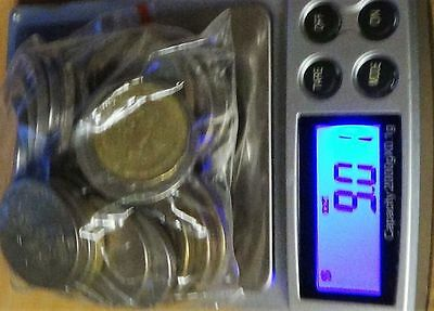 Over 1/2 Pound Lot of Mexico Coins