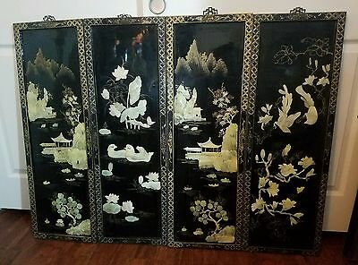 Vintage Oriental Cultural Hanging Wall Art Peices PRICED TO SELL FAST!