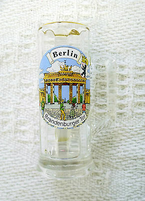 Small glass Berlin by Bockling