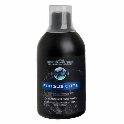Blue Planet Fungus Cure 500ml Medication Fungal Disease Freshwater Fish