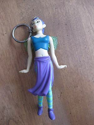 Fairies   Figurine Key Ring Mobile Arms