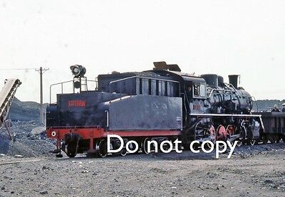 Original 35mm Colour Slide of Class SY Locomotive in China - Ref.366