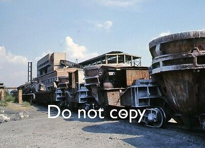 Original 35mm Colour Slide of Class SY Locomotive in China - Ref.367